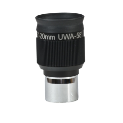 Oculaire WA Plossl 20 mm coulant 31.75 mm - 58°