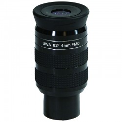 Oculaire UWA 4 mm coulant 31,75 mm 82°